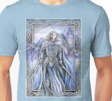 White Warrior Unisex T-Shirt