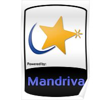 Powered by Mandriva ! [UltraHD] Poster