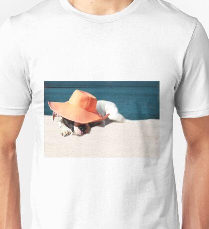 Beach Day for Bubba Unisex T-Shirt