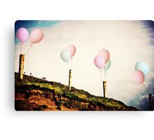 Take A Ride In The Sky Canvas Print