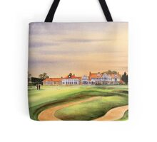 Muirfield Golf Course 18Th Green Tote Bag