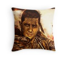 Mad Max : Fury Road Throw Pillow