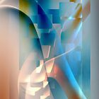 Lighten abstract by Heike Schenk Arena