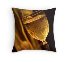 Champaign Throw Pillow