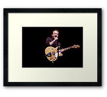Jimmy Vaughan  Framed Print