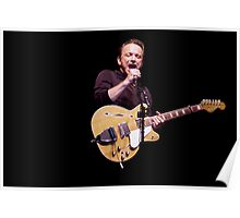 Jimmy Vaughan  Poster