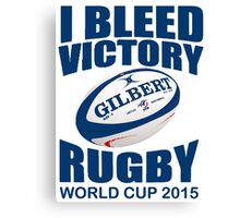 France Rugby Union World Cup 2015 - Tshirts, Stickers, Mugs, Bags Canvas Print