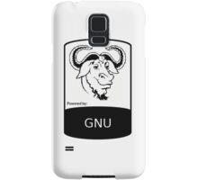powered by GNU ! Samsung Galaxy Case/Skin