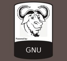 powered by GNU ! by eluardartiste