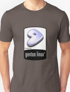 powered by gentoo T-Shirt
