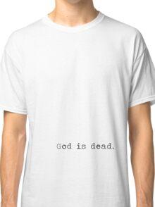 God Classic T-Shirt