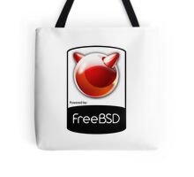 Powered by FreeBSD Tote Bag
