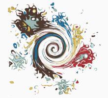 Pandemonium: I One Piece - Short Sleeve