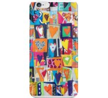 Hundreds of Happy Hearts iPhone Case/Skin