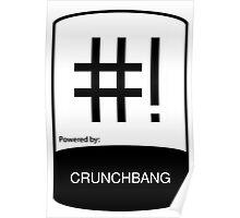 Linux - CHUNCHBANG ! Poster