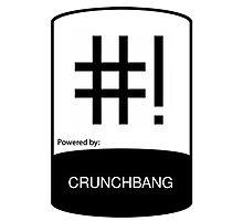 Linux - CHUNCHBANG ! Photographic Print