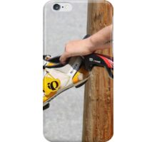 I am a romantic hero in a cynical world iPhone Case/Skin
