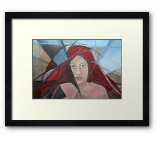 Red Head 1  Framed Print