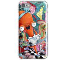 Underwater Road Bar iPhone Case/Skin