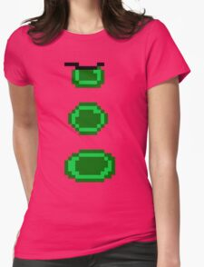 Day of Tentacle - pixel art Womens Fitted T-Shirt