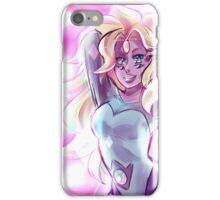 rainbow quartz iPhone Case/Skin