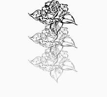 Triple Doodle Rose Unisex T-Shirt