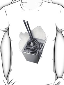 Food To Go T-Shirt