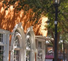 Cocoa Village in February by Julie Everhart