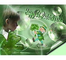 St. Patricks Day Photographic Print