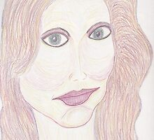 PENCIL DRAWING WOMAN 1.1.1 by BonaParte