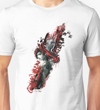 APB Reloaded Cool Crime Boy and Girl Unisex T-Shirt