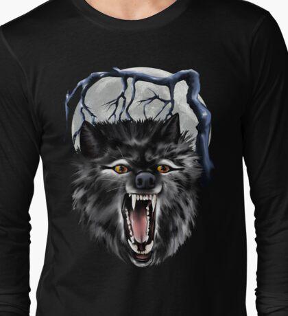 Big Bad Wolf Long Sleeve T-Shirt