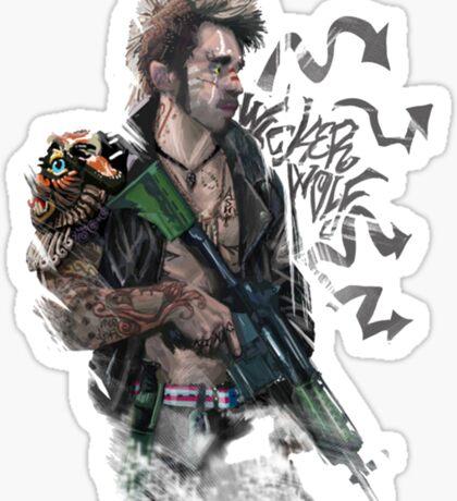 APB Reloaded Cool Gangster Boy Sticker