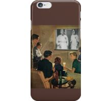 Citizens' Movie Night iPhone Case/Skin