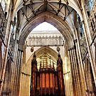 York Cathedral  by Lilian Marshall