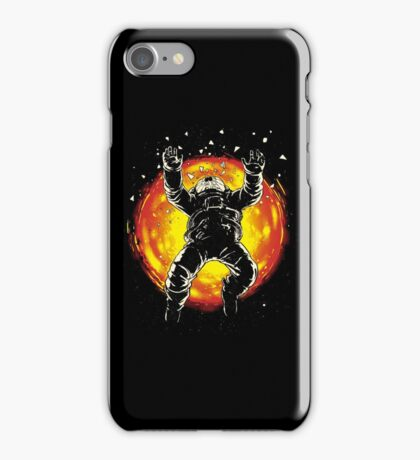 Lost in the space iPhone Case/Skin