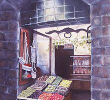 Sienna Grocery Store by JanetDv