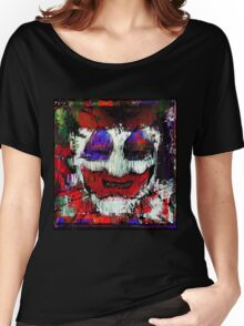 John Wayne Gacy. All the world loves a clown. Women's Relaxed Fit T-Shirt