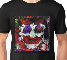 John Wayne Gacy. All the world loves a clown. Unisex T-Shirt
