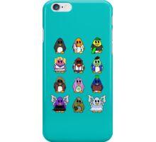 All Penguins iPhone Case/Skin