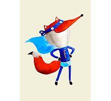 Super Fox Photographic Print