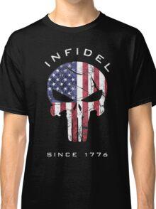 American Punisher 3.0 - Infidel Classic T-Shirt