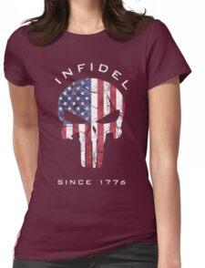 American Punisher 3.0 - Infidel Womens Fitted T-Shirt