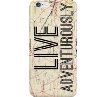 Live Adventurously  iPhone Case/Skin