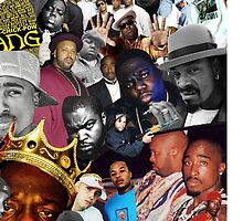 90s Rap by tatianaedell