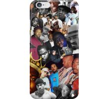 90s Rap iPhone Case/Skin