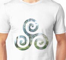 Forest Triskele Unisex T-Shirt