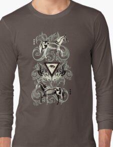 Undead unicorns #2 Long Sleeve T-Shirt