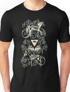 Undead unicorns #2 Unisex T-Shirt