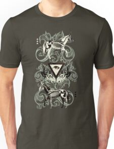 Undead unicorns #2 Unisex T-Shirt